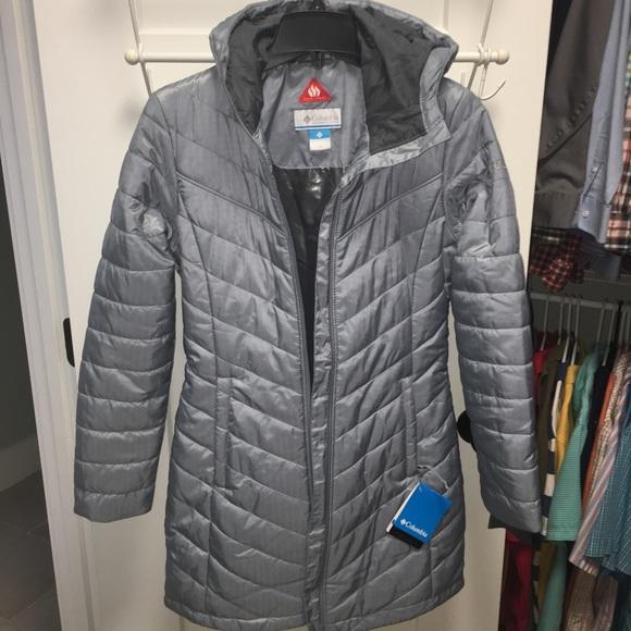 5c692668bc41 Womens XS Columbia Morning Light ll Hooded Jacket